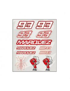 Stickers BIG Marc Marquez 2020