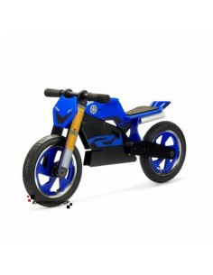 Draisienne Yamaha R6 bleue