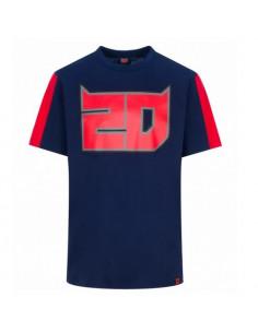 T-shirt Fabio Quartararo El...