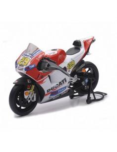 Maquette moto Ducati...