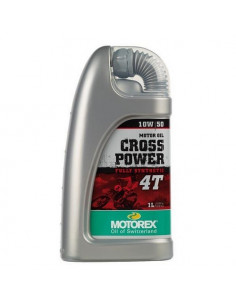 Huile moteur MOTOREX Cross...