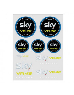 Kit stickers small SKY...