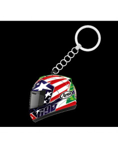 Porte clé casque Nicky Hayden