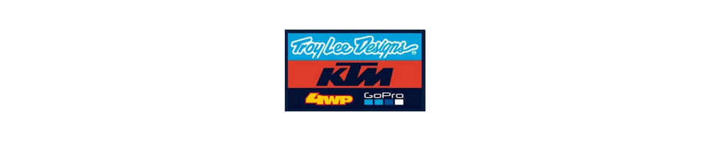 KTM Troy Lee Designs