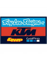KTM x Troy Lee Designs