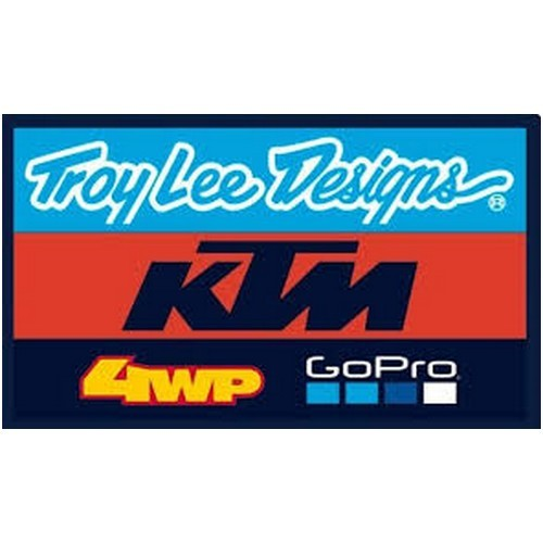 KTM x Troy Lee Designs